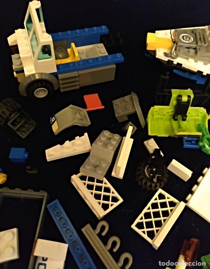 Juegos construcción - Lego: Lote de piezas Lego ,pesa 443 gramos. - Foto 13 - 136828702