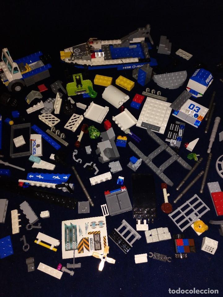 Juegos construcción - Lego: Lote de piezas Lego ,pesa 443 gramos. - Foto 14 - 136828702