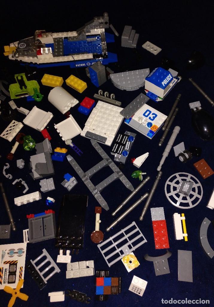 Juegos construcción - Lego: Lote de piezas Lego ,pesa 443 gramos. - Foto 17 - 136828702