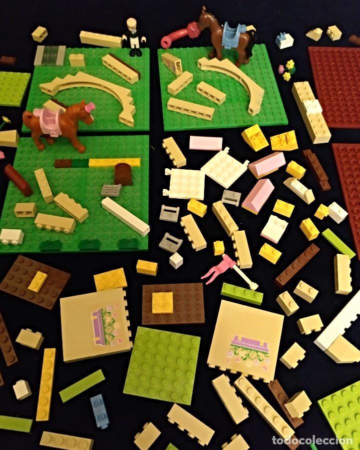 Juegos construcción - Lego: Lote de piezas Lego Friends ,pesa 400 gramos. - Foto 3 - 136830098
