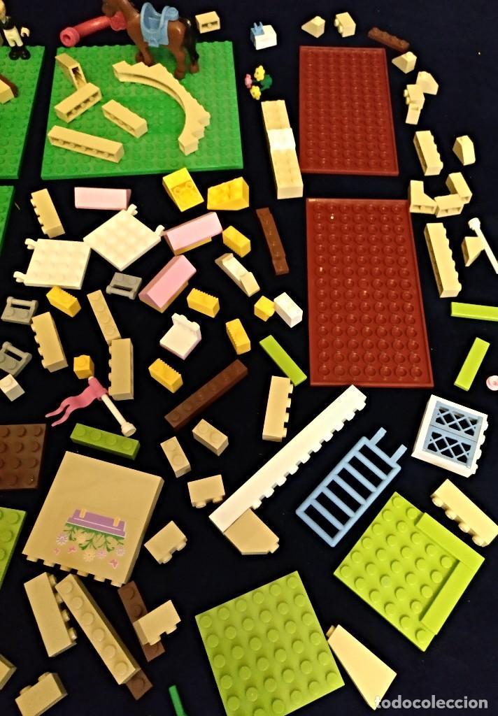 Juegos construcción - Lego: Lote de piezas Lego Friends ,pesa 400 gramos. - Foto 4 - 136830098
