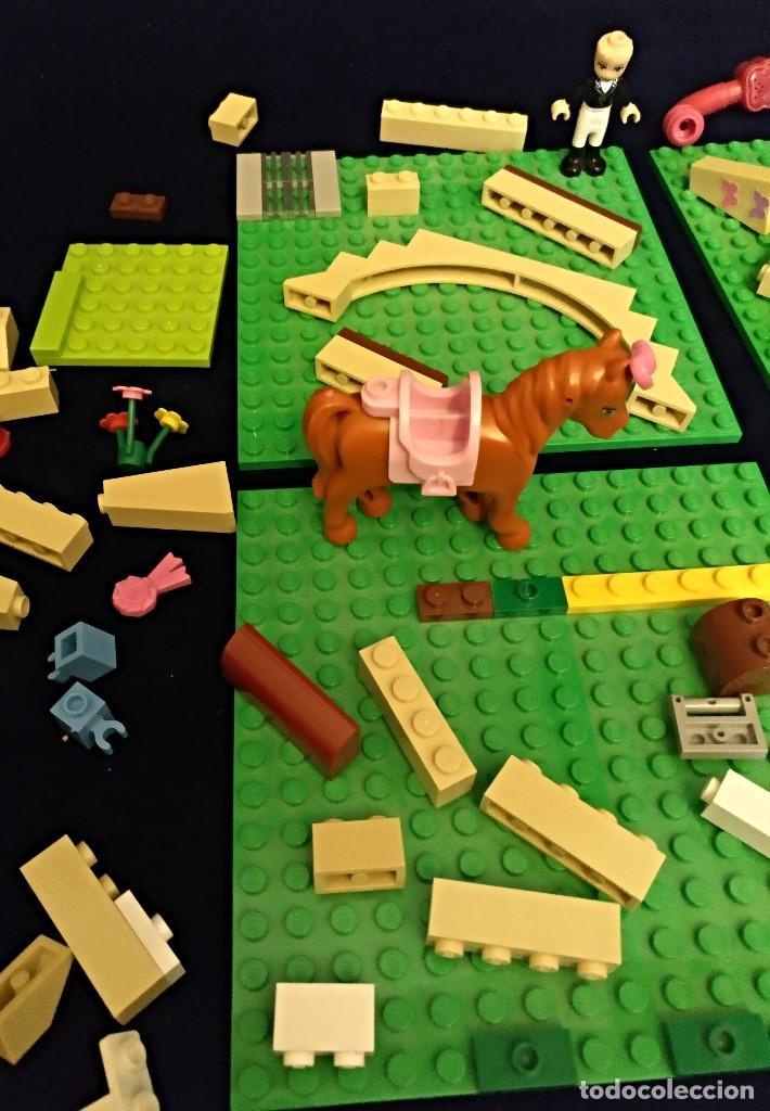 Juegos construcción - Lego: Lote de piezas Lego Friends ,pesa 400 gramos. - Foto 5 - 136830098