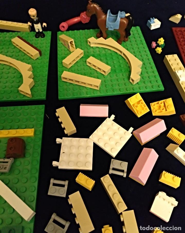 Juegos construcción - Lego: Lote de piezas Lego Friends ,pesa 400 gramos. - Foto 6 - 136830098