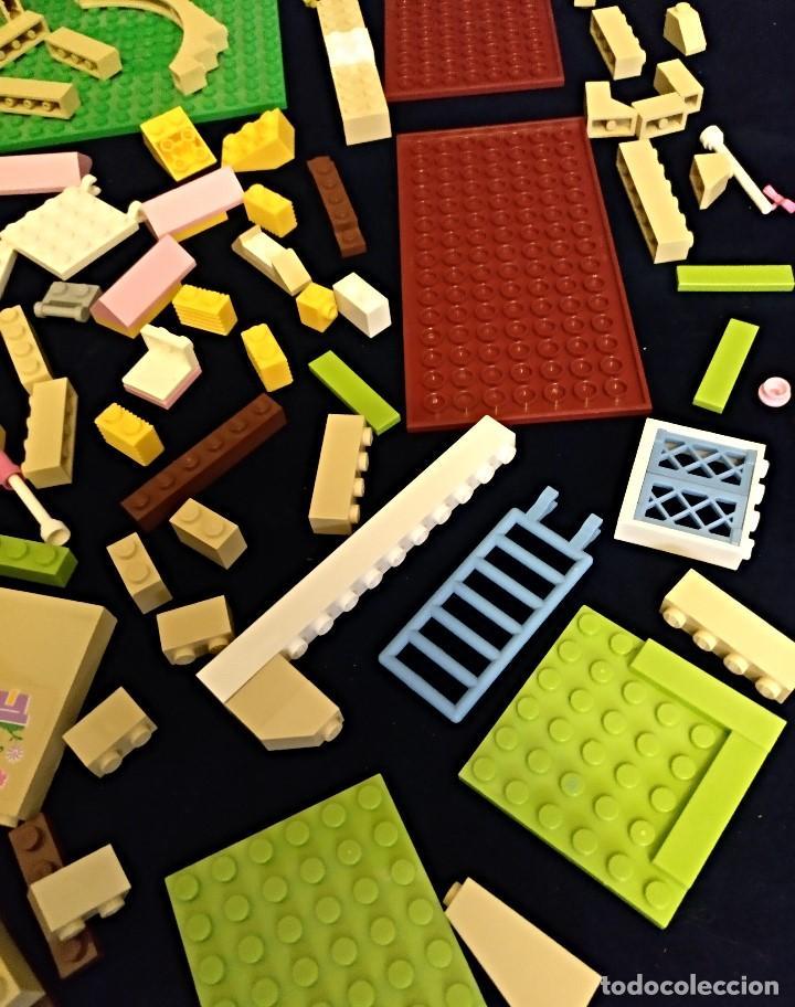 Juegos construcción - Lego: Lote de piezas Lego Friends ,pesa 400 gramos. - Foto 8 - 136830098