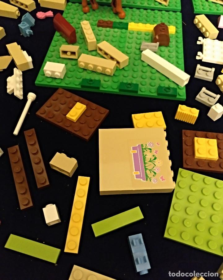 Juegos construcción - Lego: Lote de piezas Lego Friends ,pesa 400 gramos. - Foto 10 - 136830098