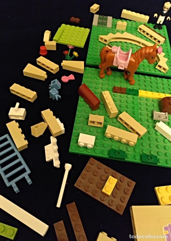 Juegos construcción - Lego: Lote de piezas Lego Friends ,pesa 400 gramos. - Foto 11 - 136830098