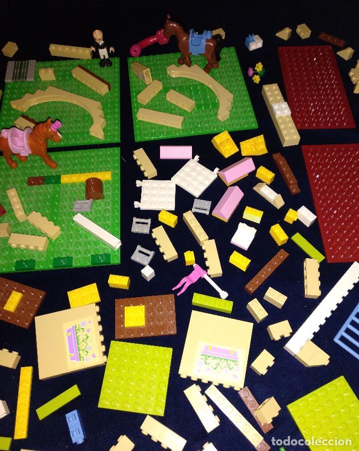 Juegos construcción - Lego: Lote de piezas Lego Friends ,pesa 400 gramos. - Foto 12 - 136830098