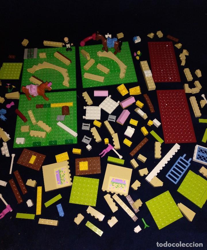 Juegos construcción - Lego: Lote de piezas Lego Friends ,pesa 400 gramos. - Foto 13 - 136830098