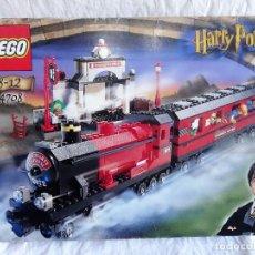Juegos construcción - Lego: LEGO 4708 TREN HARRY POTTER COMPLETO EN SU CAJA CON MANUAL INSTRUCCIONES. Lote 137332794