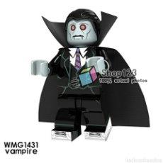 Juegos construcción - Lego: VAMPIRO TERROR MINIFIGURA COMPATIBLE NOVEDAD NUEVOS MODELOS. Lote 195161817