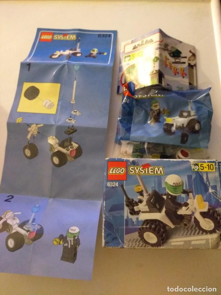 LEGO SYSTEM REF6324 , AÑO 1998( BOLSA SIN ABRIR) (Juguetes - Construcción - Lego)