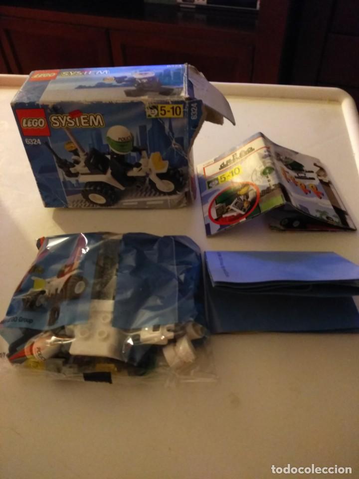 Juegos construcción - Lego: Lego System ref6324 , año 1998( bolsa sin abrir) - Foto 2 - 139006526
