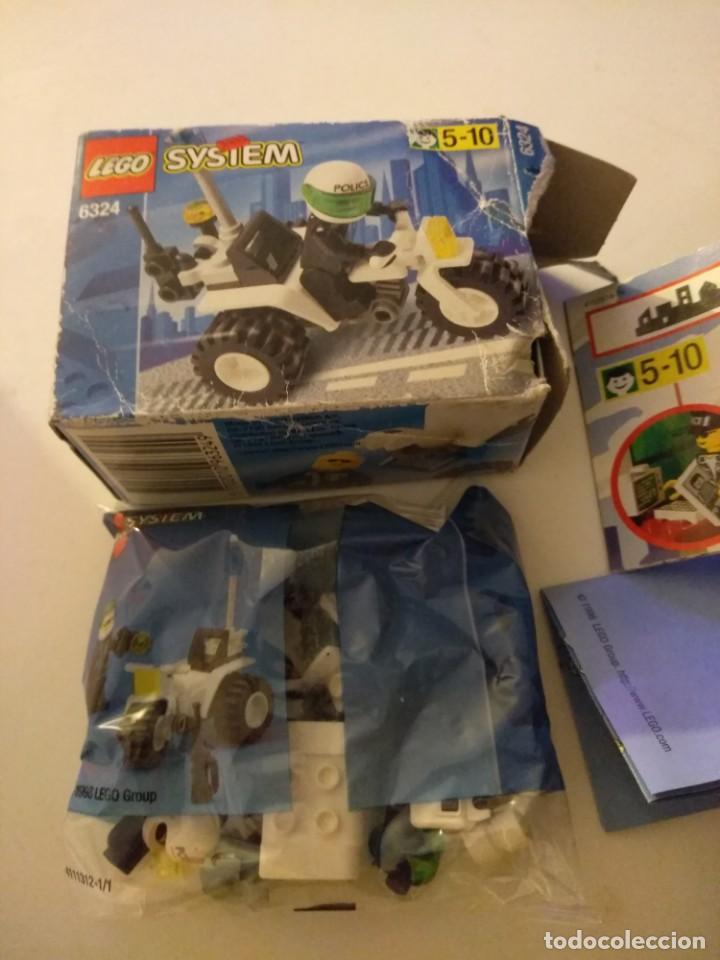 Juegos construcción - Lego: Lego System ref6324 , año 1998( bolsa sin abrir) - Foto 3 - 139006526