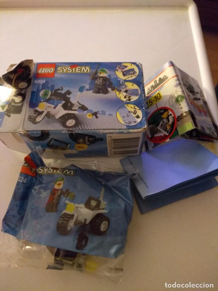 Juegos construcción - Lego: Lego System ref6324 , año 1998( bolsa sin abrir) - Foto 5 - 139006526