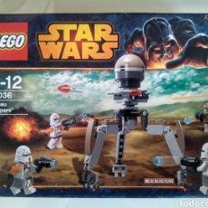 Juegos construcción - Lego: LEGO STAR WARS. Lote 150272086