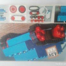 Juegos construcción - Lego: ANTIGUA CAJA DE LEGO SYSTEM REF 103. Lote 140271398
