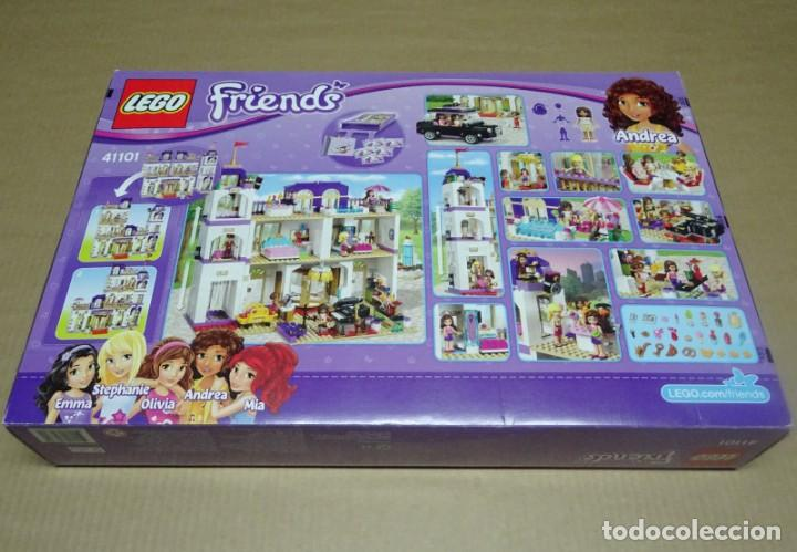 Lego Friends El Gran Hotel De Heartlake 41101 Sold At Auction 140722730