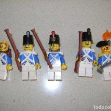 Juegos construcción - Lego: LEGO SOLDADOS DE PIRATAS .. Lote 140753490