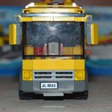 Juegos construcción - Lego: LEGO CITY.4643 CAMIÓN QUE TRANSPORTA LANCHA. Lote 140818206