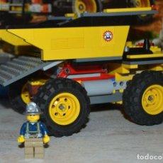 Juegos construcción - Lego: LEGO CITY.4202 CAMIÓN VOLQUETE. Lote 140818262