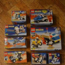 Juegos construcción - Lego: LEGO - CLASSIC TOWN - 1181 (2UD)+6452+6453+6457+6458+6459+6461+6463+6465+6516. Lote 140896558