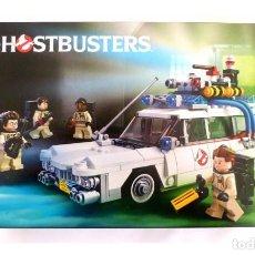 Juegos construcción - Lego: LEGO 21108 ECTO-1 DE LOS CAZAFANTASMAS. SERIE LEGO IDEAS. NUEVO EN CAJA. DESCATALOGADO.. Lote 188491462