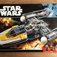 Juegos construcción - Lego: LEGO - STAR WARS - 75172 - Y-WING STAR FIGHTER. Lote 141164494