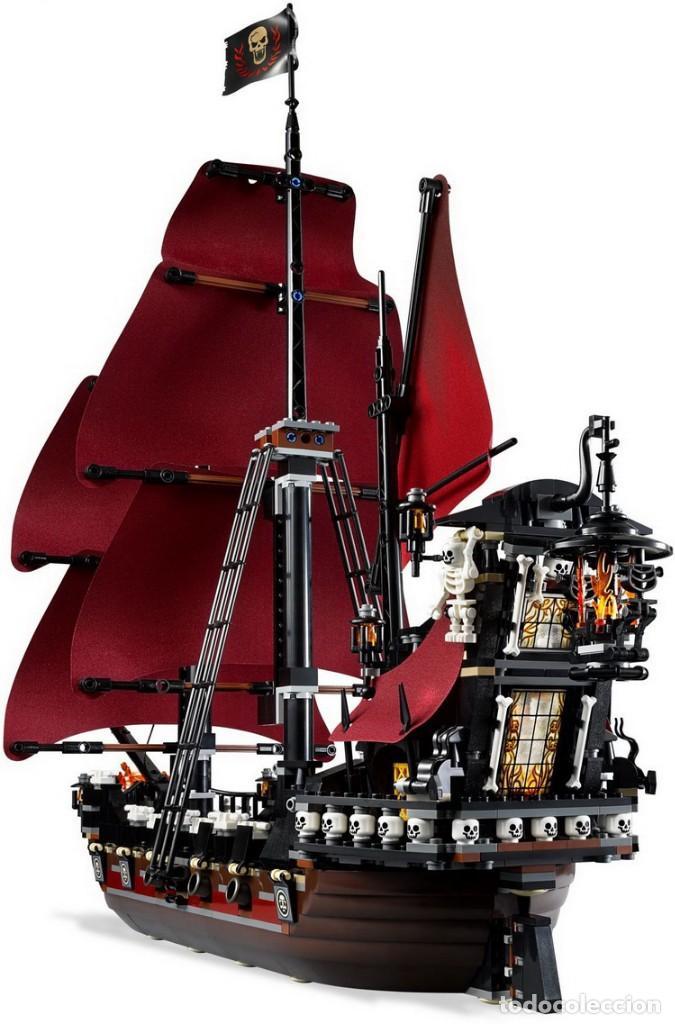 Piratas De Caribe Barco La Venganza Del Reina A Kaufen Altes Lego Spielzeug In Todocoleccion 146923957