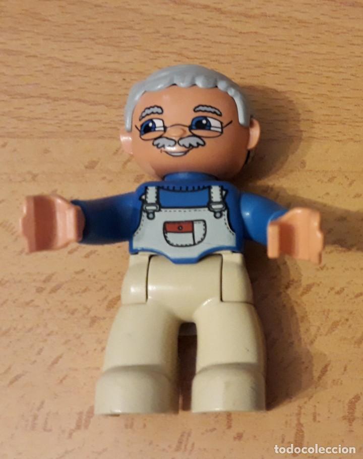 Figura Lego Duplo Abuelo Ref 01 4 6 5 Cm Comprar Juegos