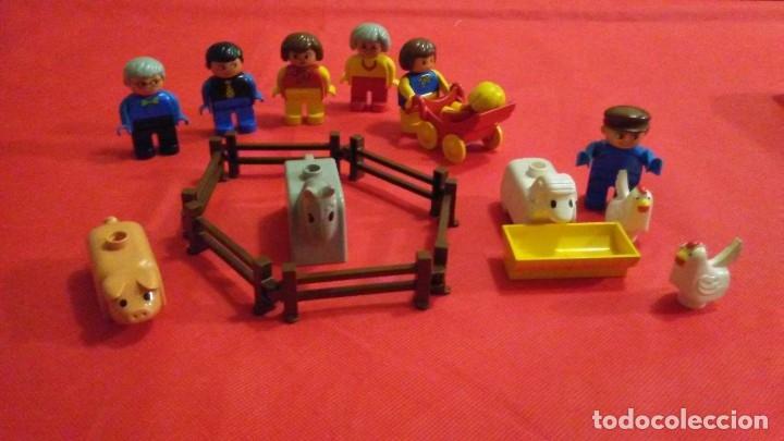 Duplo De Lego Familia Y Animales Granja Años Kaufen Altes Lego