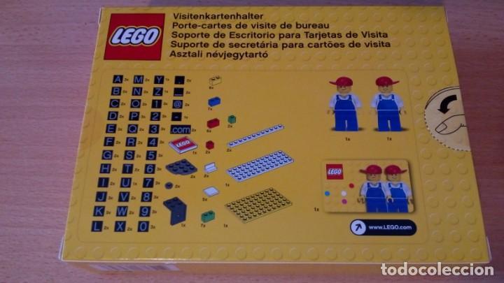 Lego Targetero Business Card Holder Verkauft Durch