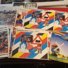 Juegos construcción - Lego: COMMENT ACCIÓN DE LEGO AÑO 1971. Lote 142762402