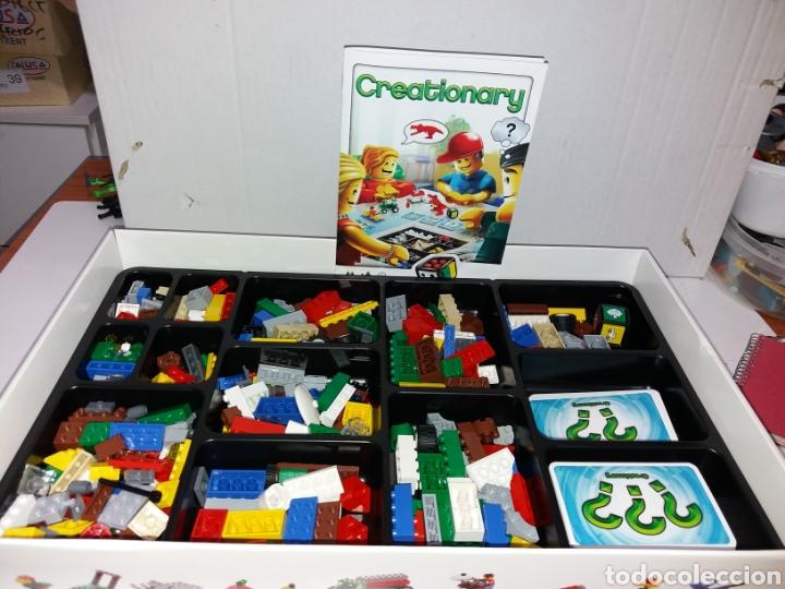 Juegos construcción - Lego: Lego creationary 3844 - Foto 2 - 143032950