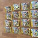Juegos construcción - Lego: LEGO 71009 THE SIMPSONS SERIE 2 - COMPLETE SET - 16 FIGURES - MINIFIGURAS - NUEVAS. Lote 143151146