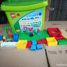 Juegos construcción - Lego: SET LEGO DUPLO 5417 JUEGO CAJA ORIGINAL. Lote 143295502