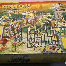 Juegos construcción - Lego: LEGO DINO DEFENSA REF. 5887. Lote 143652565