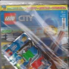 Juegos construcción - Lego: LEGO -- REVISTA Nº 7 CITY -- OCTUBRE 2018. Lote 143887282