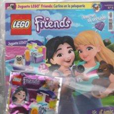 Juegos construcción - Lego: LEGO -- FRIENDS Nº 6. Lote 143763514