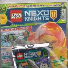 Juegos construcción - Lego: LEGO -- NEXO KNIGHTS Nº 13 JUNIO -- LIMITED EDITION --FRED. Lote 143886914