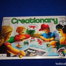 Juegos construcción - Lego: LEGO - JUEGO DE MESA LEGO CREATIONARY, LEER DESCRIPCION! SM. Lote 144059510