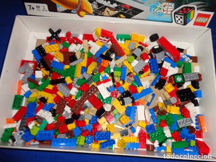 Lego Juego De Mesa Lego Creationary Leer Des Comprar Juegos