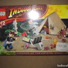 Juegos construcción - Lego: CAJA LEGO INDIANA JONES REF.7624 NUEVA SIN USO CON ALGUN ROCE. Lote 144105038