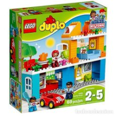 Juegos construcción - Lego: LEGO DUPLO CASA FAMILIAR 2-5 AÑOS 10835. Lote 144351054