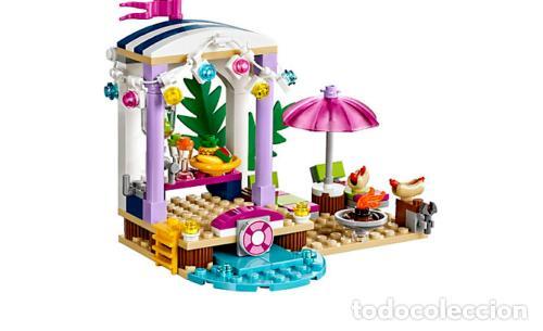 Juegos construcción - Lego: LEGO FRIENDS REMOLQUE DE LA LANCHA DE ANDREA 6-12 AÑOS 41316 - Foto 3 - 144357522