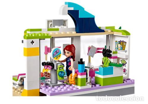 Juegos construcción - Lego: LEGO FRIENDS TIENDA DE SURF DE HEARTLAKE 6-12 AÑOS 41315 - Foto 4 - 144357842