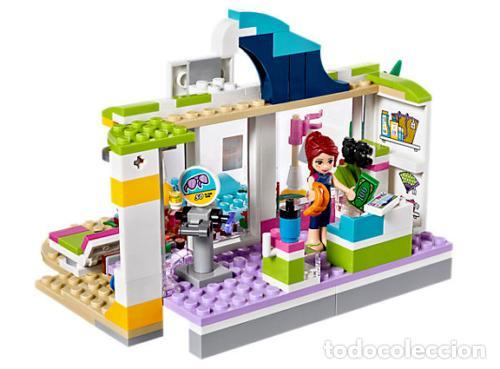 Juegos construcción - Lego: LEGO FRIENDS TIENDA DE SURF DE HEARTLAKE 6-12 AÑOS 41315 - Foto 5 - 144357842