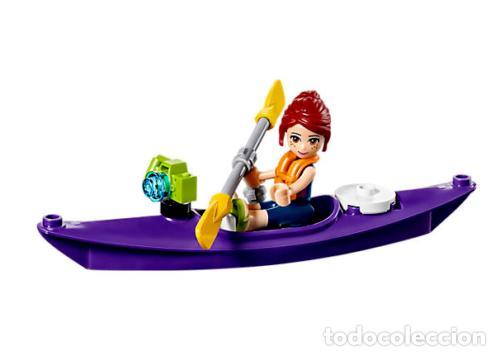 Juegos construcción - Lego: LEGO FRIENDS TIENDA DE SURF DE HEARTLAKE 6-12 AÑOS 41315 - Foto 6 - 144357842