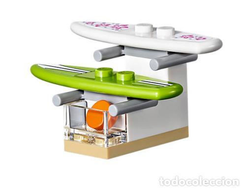 Juegos construcción - Lego: LEGO FRIENDS TIENDA DE SURF DE HEARTLAKE 6-12 AÑOS 41315 - Foto 8 - 144357842