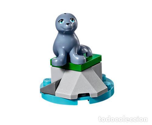Juegos construcción - Lego: LEGO FRIENDS TIENDA DE SURF DE HEARTLAKE 6-12 AÑOS 41315 - Foto 9 - 144357842