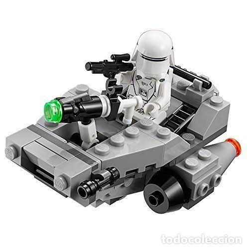 Juegos construcción - Lego: LEGO STAR WARS FIRST ORDER SNOWSPEEDER 6-12 AÑOS 75126 - Foto 2 - 144359082